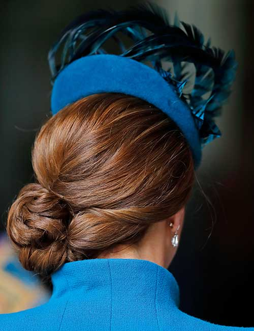 Royal Low Side Bun