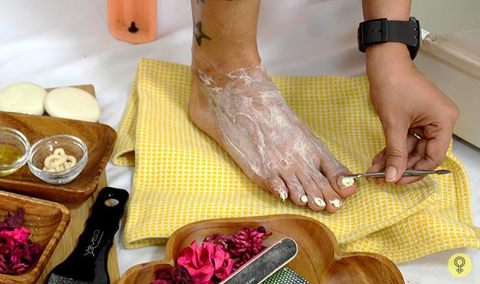 Scrubbing Out The Dead Skin