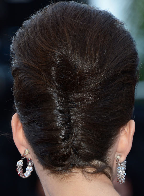 Sexy-French-Twist-with-Volumized-Crown