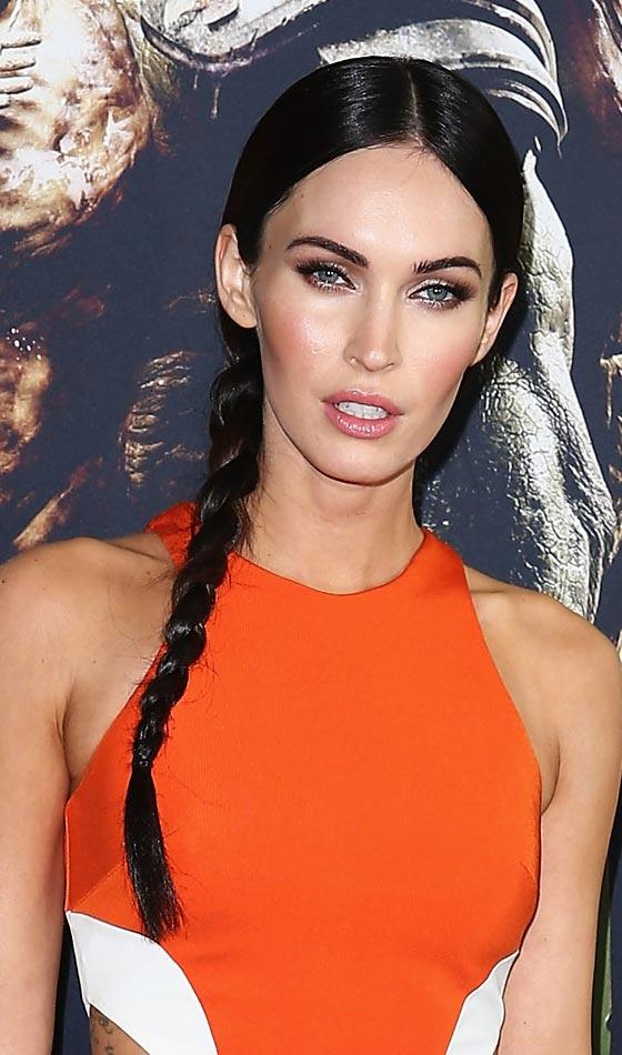 Best Megan Fox Hairstyles Our Top 10