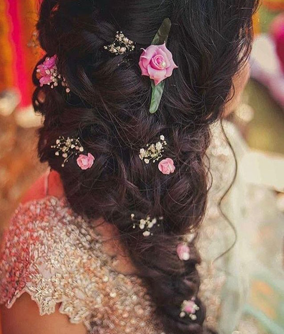Simple-Floral-Braid