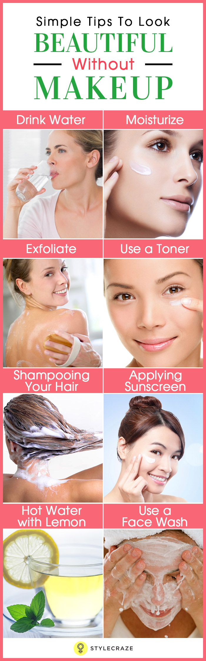 Simple-Tips-To-Look-Beautiful-Without-Makeup..,,