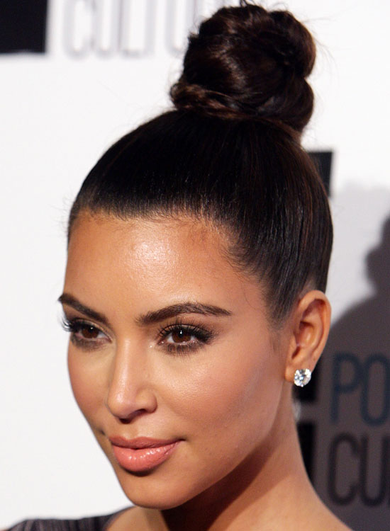 Stupendous 50 Lovely Bun Hairstyles For Long Hair Hairstyle Inspiration Daily Dogsangcom
