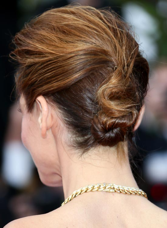 Small-Ombre-Twisted-Bun