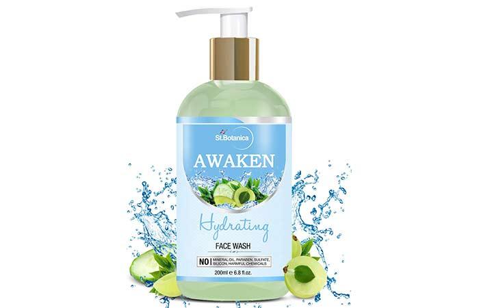 St. Botanica Awaken Hydrating Facial Wash