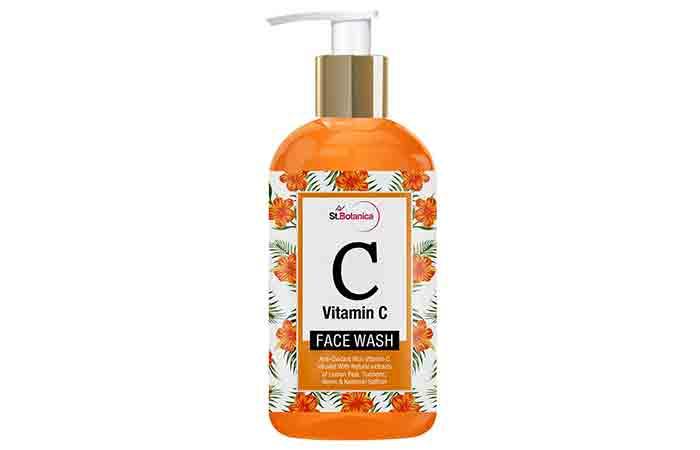 St. Botanica Vitamin C Face Wash