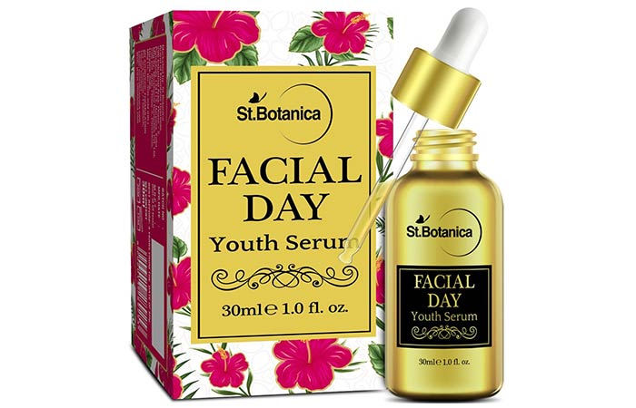 St Botanica Facial Day Youth Serum