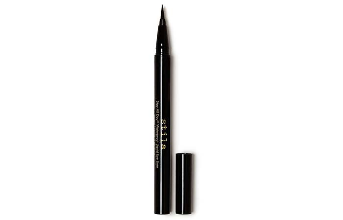 Stila Stay All Day Waterproof Liquid Eyeliner - Best Liquid Eyeliners