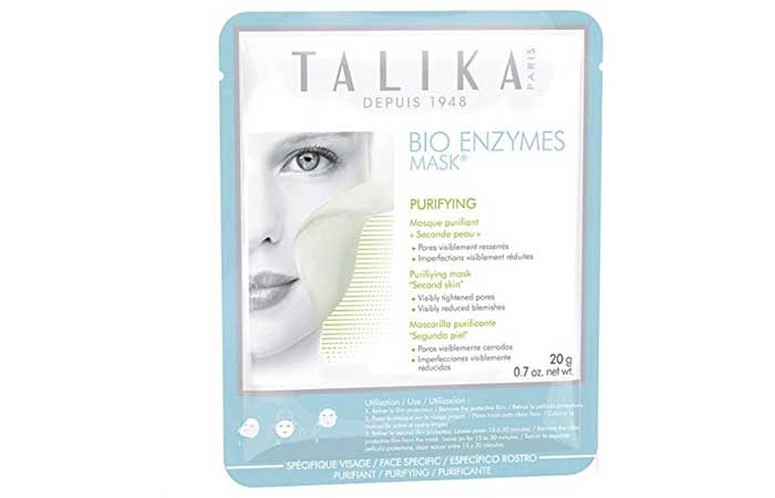 Uneven Skin Tone - Talika Bio Enzymes Purifying Mask