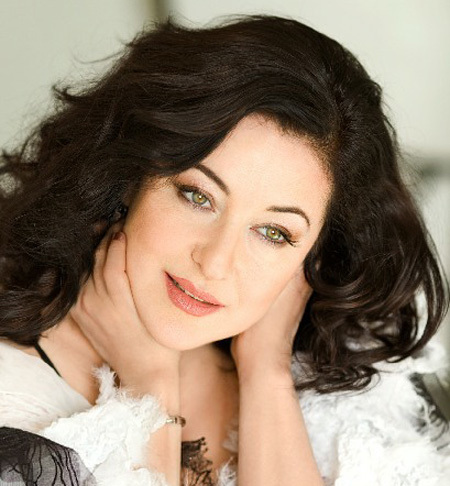 Tamara Gverdtsiteli - Beautiful Russian Women