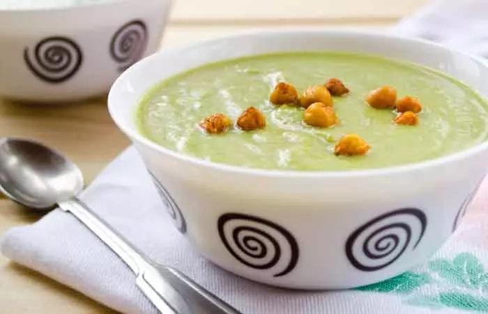 The 1200-Calorie Diet Recipe Broccoli And Lentil Soup