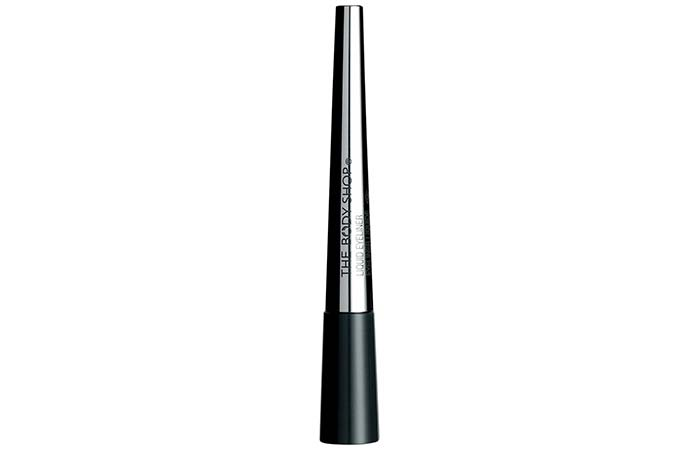 The Body Shop Liquid Eyeliner - Best Liquid Eyeliners