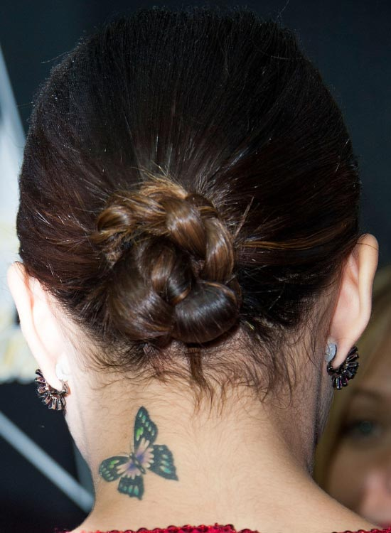 The-Small-Braid-Bun