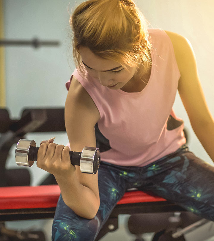 Top 10 Dumbbell Exercises And Their Benefits