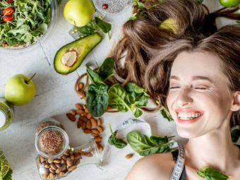 Top 13 Foods For Healthy Hair