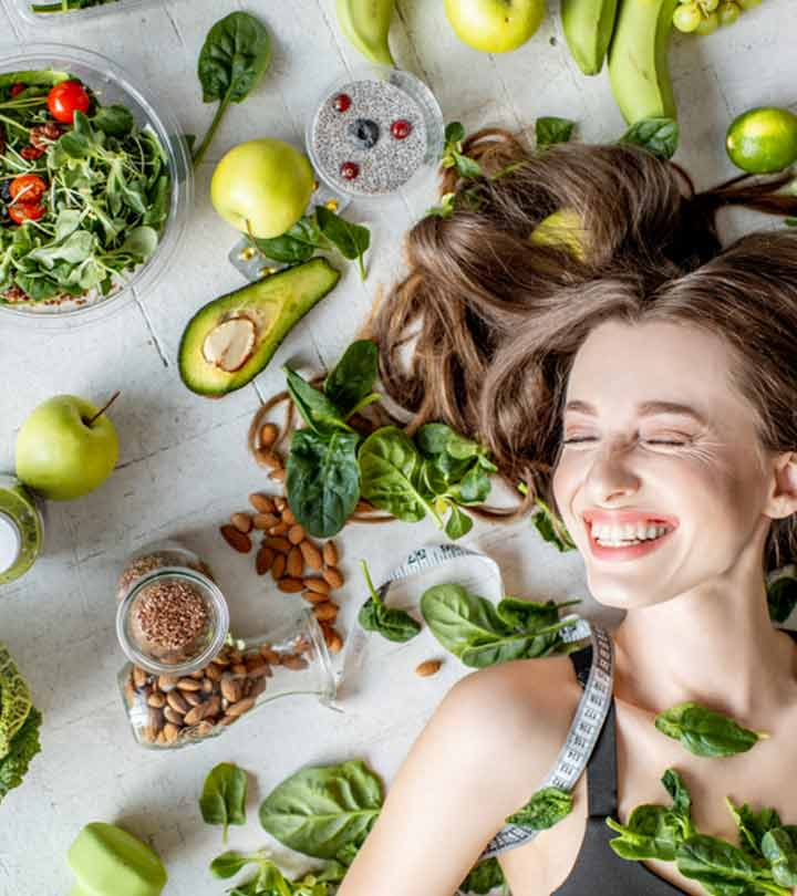 15 Best Foods For Hair Growth