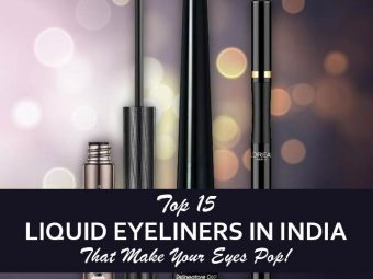 Top 15 Liquid Eyeliners In India That Make Your Eyes Pop!