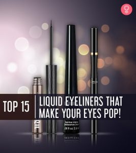 Top 15 Liquid Eyeliners That Make Your Eyes Pop!
