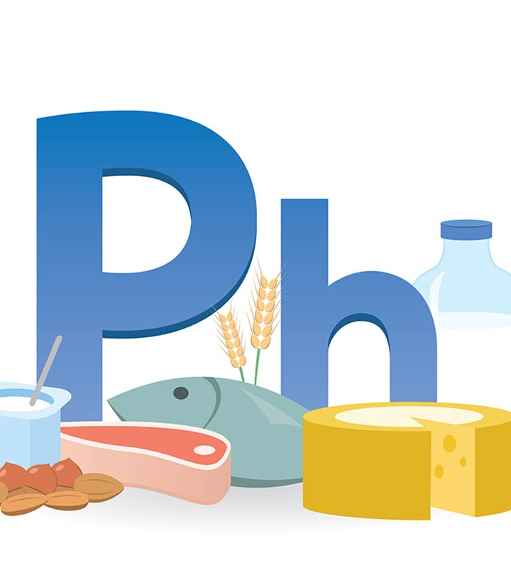 Top 30 Foods Rich In Phosphorus
