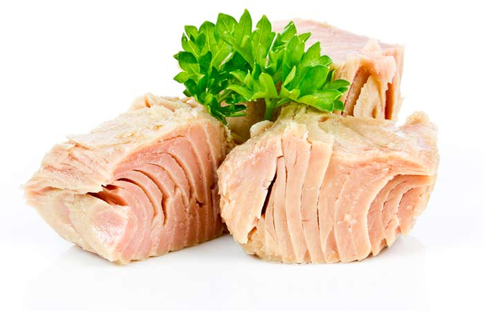 Protein For Hair Growth - Tuna