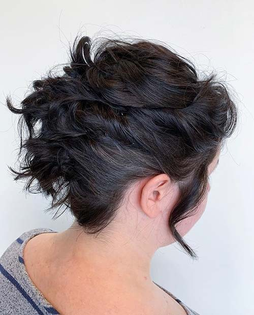 Twisted Tri-knot Updo