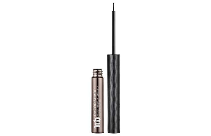 Urban Decay Razor Sharp Liquid Eyeliner - Best Liquid Eyeliners