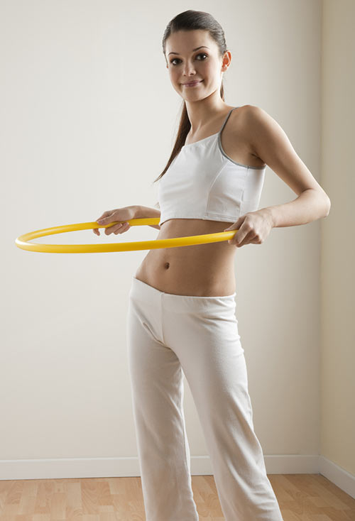 Hula Hoop Exercises - What Is Hula Hooping All About