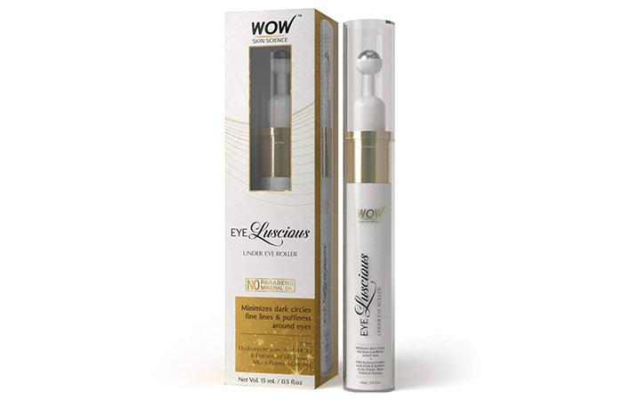Wow Eye Luscious Under Eye Roller