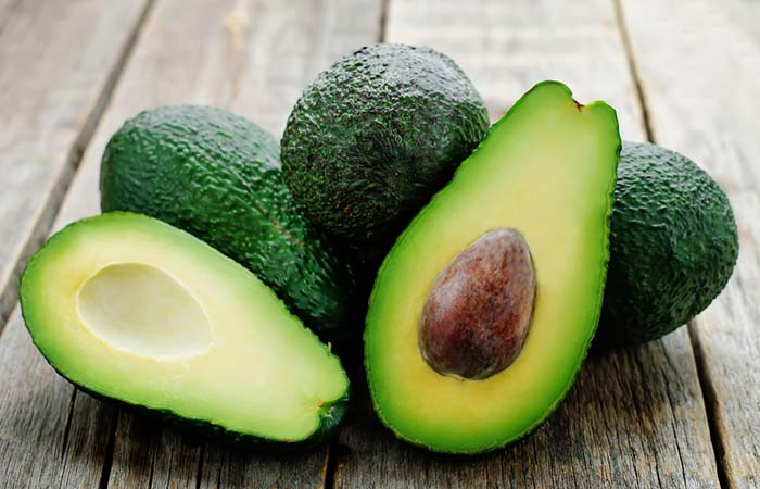 Potassium-Rich Foods-Avocado