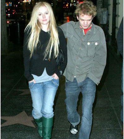 avril lavigne starry walk