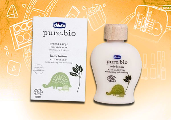 chicco pure bio ingredients