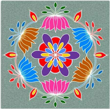 fabulous rangoli designs