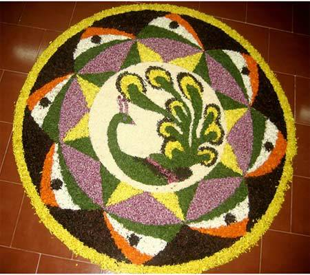 flag rangoli designs