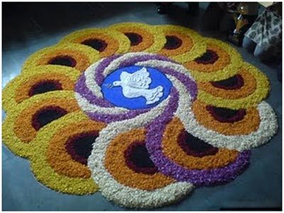 fresh rangoli designs