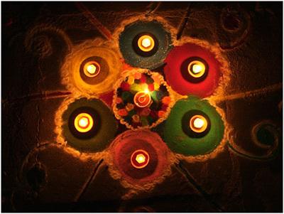 gudi padwa Diwali Rangoli Design 2019