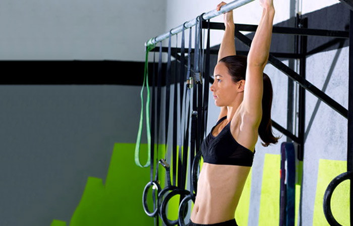 Exercises To Increase Height - Bar Hanging