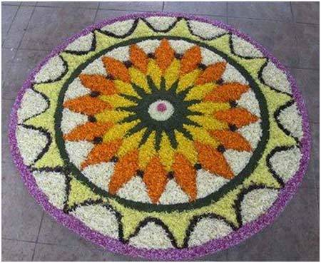 history of rangoli designs