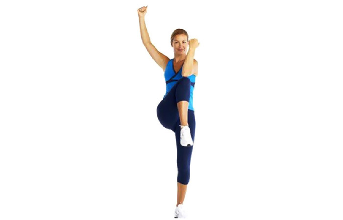 Exercises To Increase Height - Hopping With One Leg