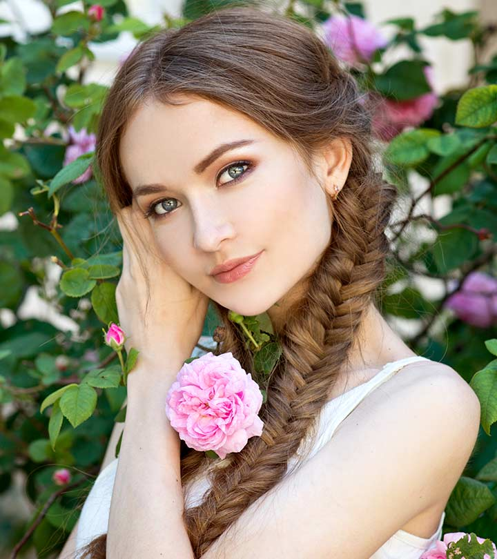 Simple Fishtail Braid Tutorial: Step By Step Picture Guide