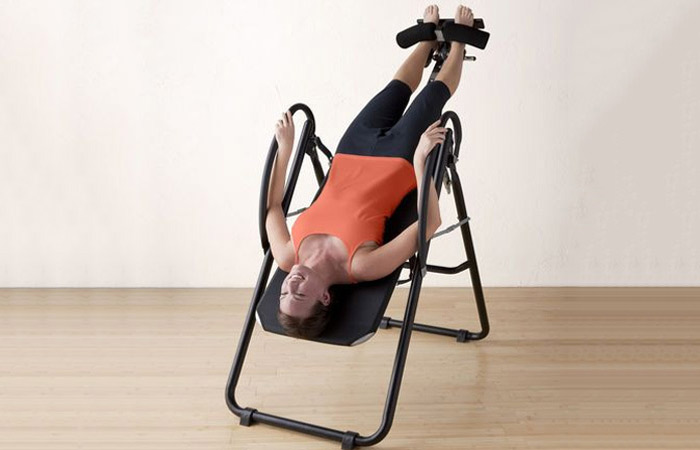 Exercises To Increase Height - Inversion Table