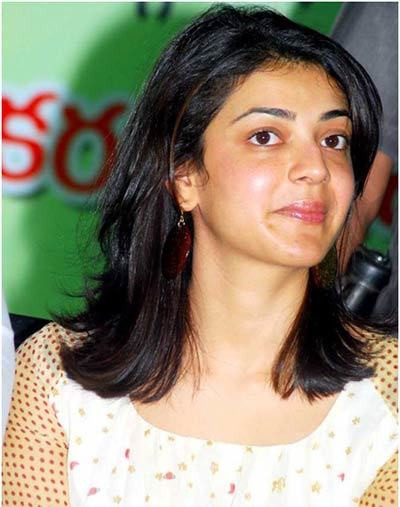 kajal is simply