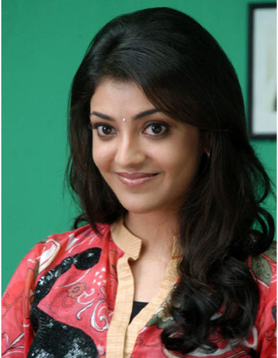 kajal spoted without makeup