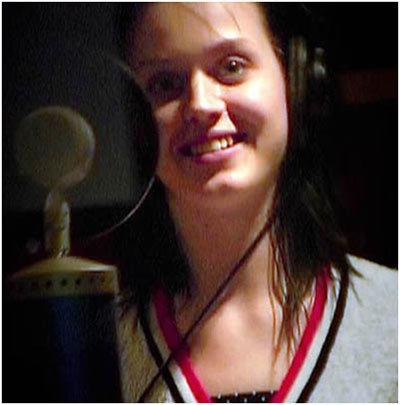 katy perry in the studio