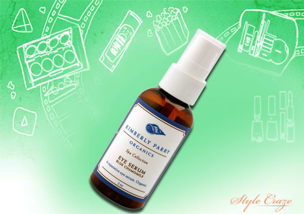 kimberly parry organics eye serum