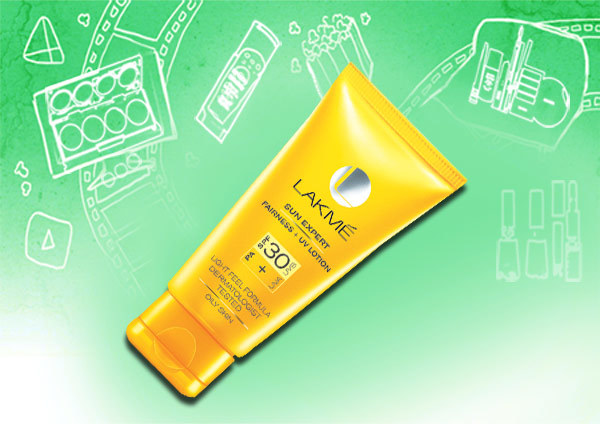 lakme sun expert fairness sunscreen review