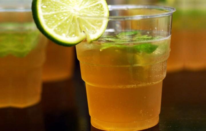 lemon juice for hair