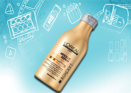 loreal professional absolut repair