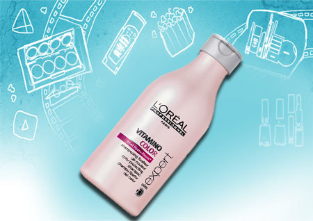 loreal professional vitamino color shampoo