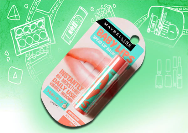 Maybelline Baby Lips Soothing Cherry Lip