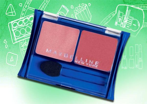 Лучшие тени для век Maybelline-maybelline expert wear eyeshadow duo отзыв
